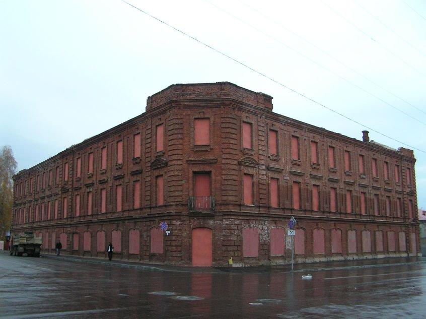 Бобруйск в Дождь