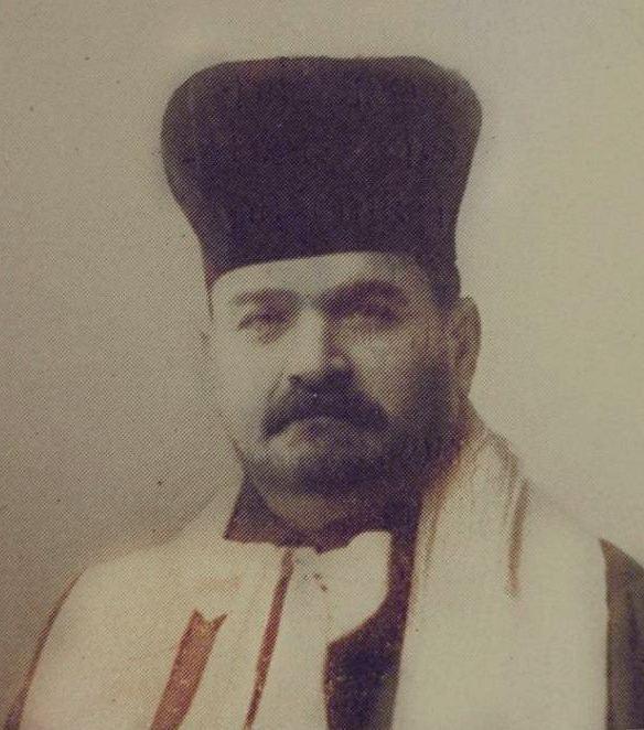 Арье Лейб Рутман.
