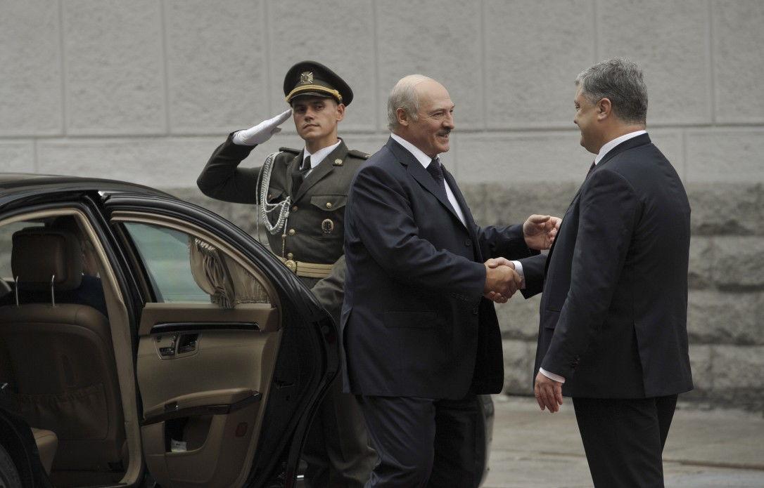 Итоги визита Александра Лукашенко для Украины