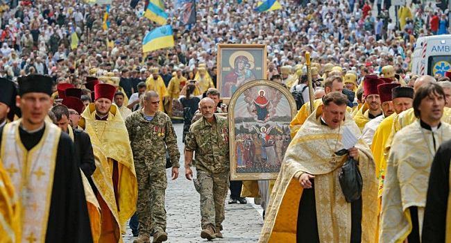 Вселенский патриархат назначил своих представителей в Киеве