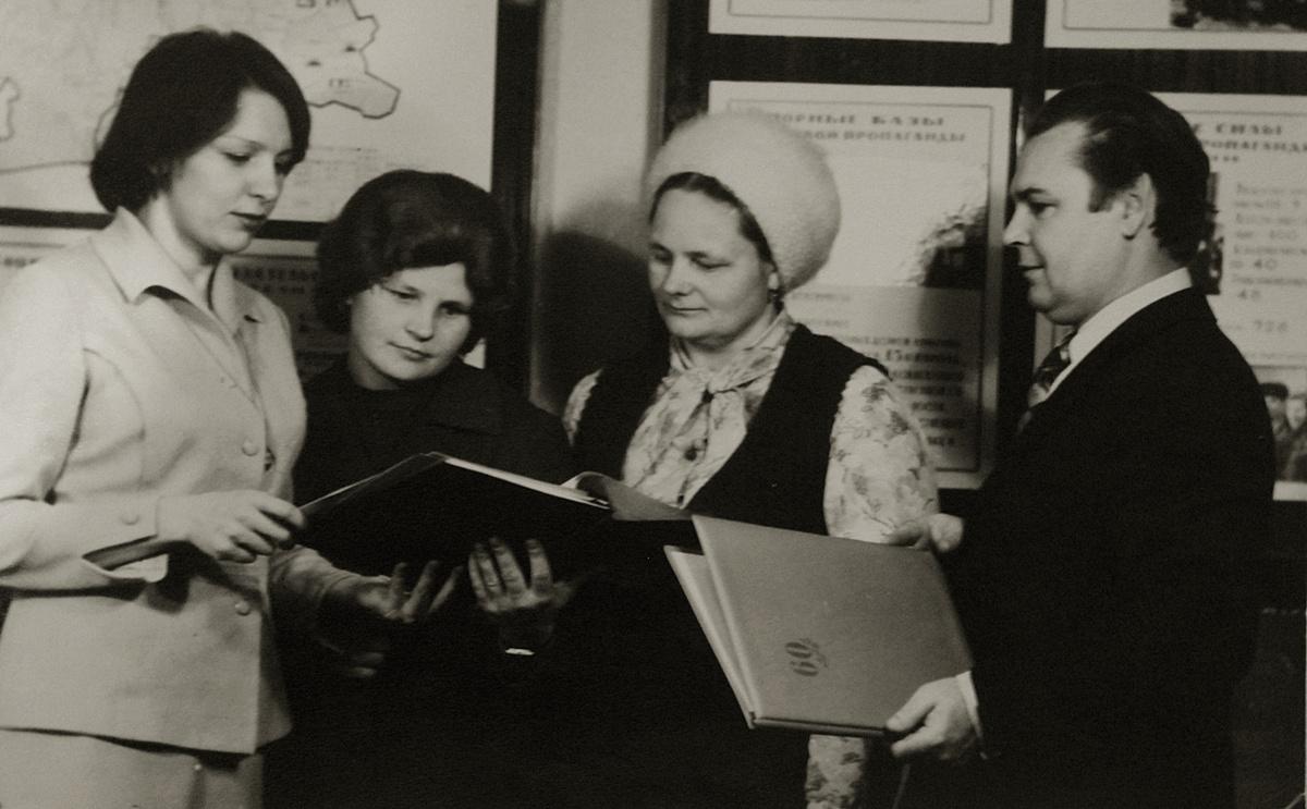 Школа жизни Регины Милевской