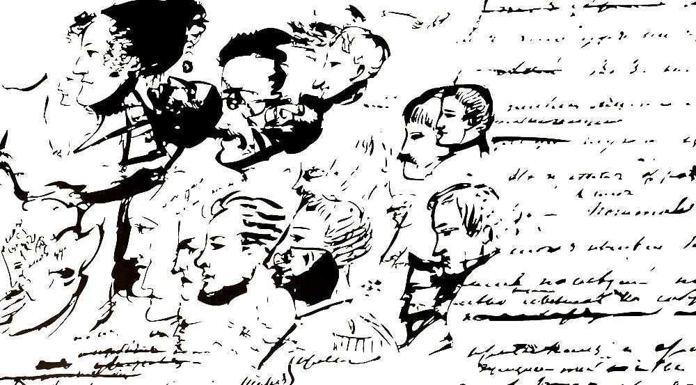 Бобруйщина и пушкинская ветвь: потомки великого поэта