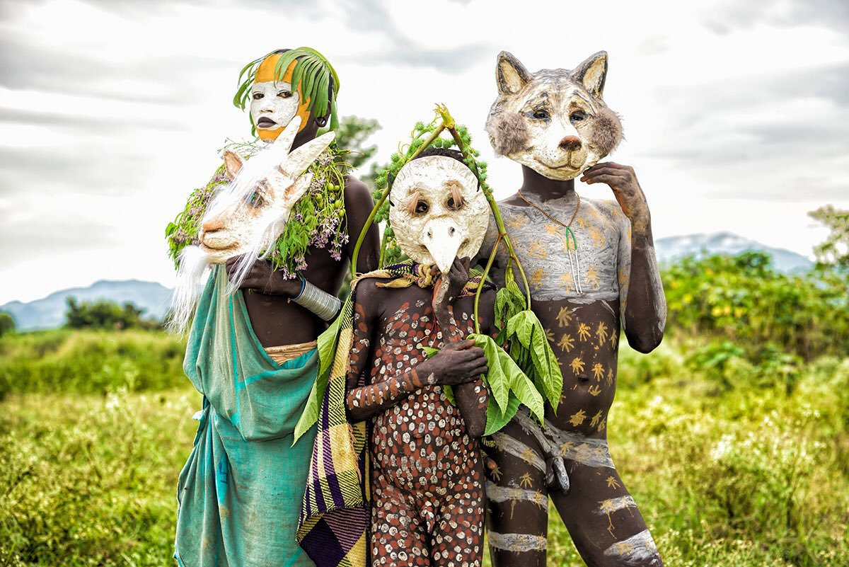 Дети из райского сада