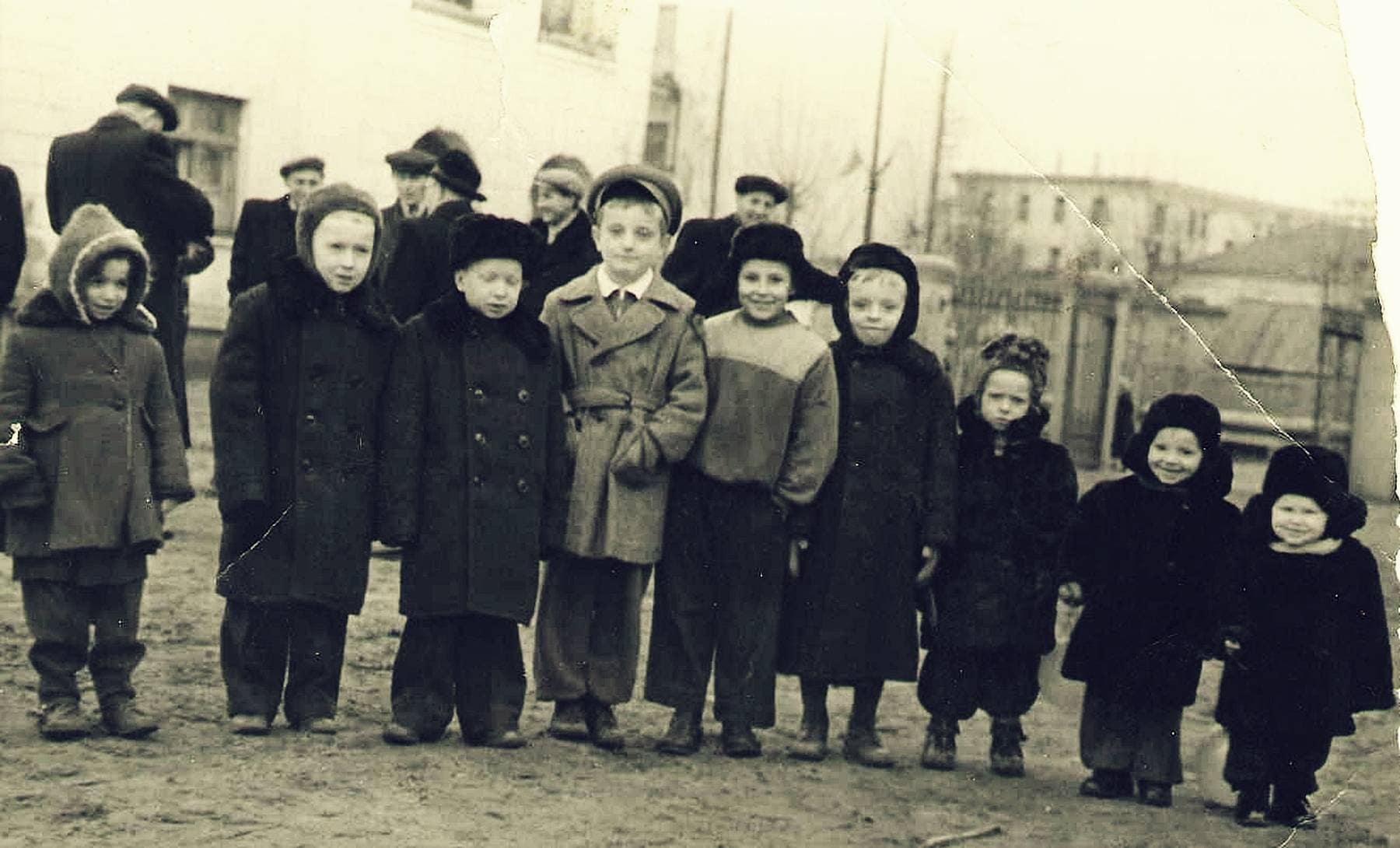 Возвращение в Бобруйск. Презентация книги Эдуарда Мельникова