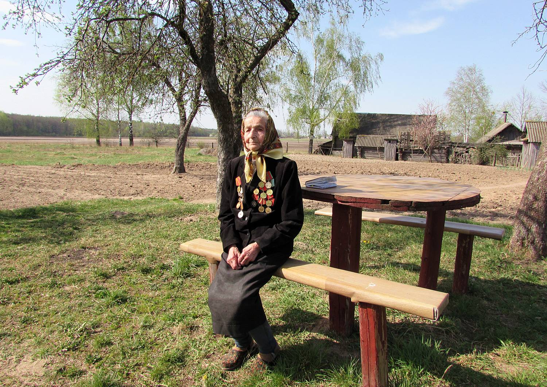 Мария Лещун: «Завещаю вам помнить ужасы войны»