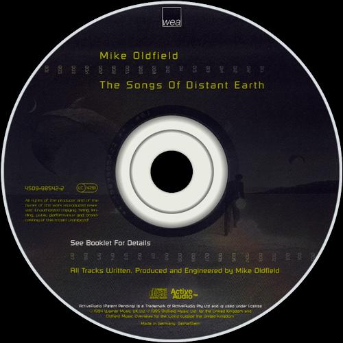 Песни далекой Земли