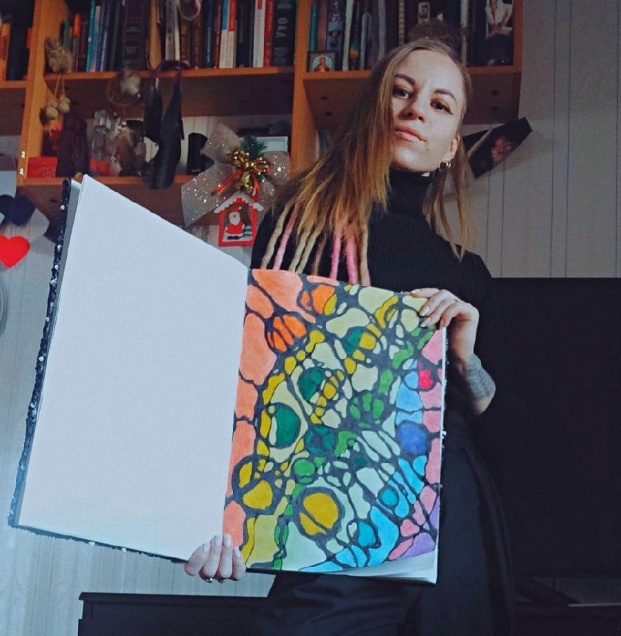 Почему рисование полезно для мозга и психики?