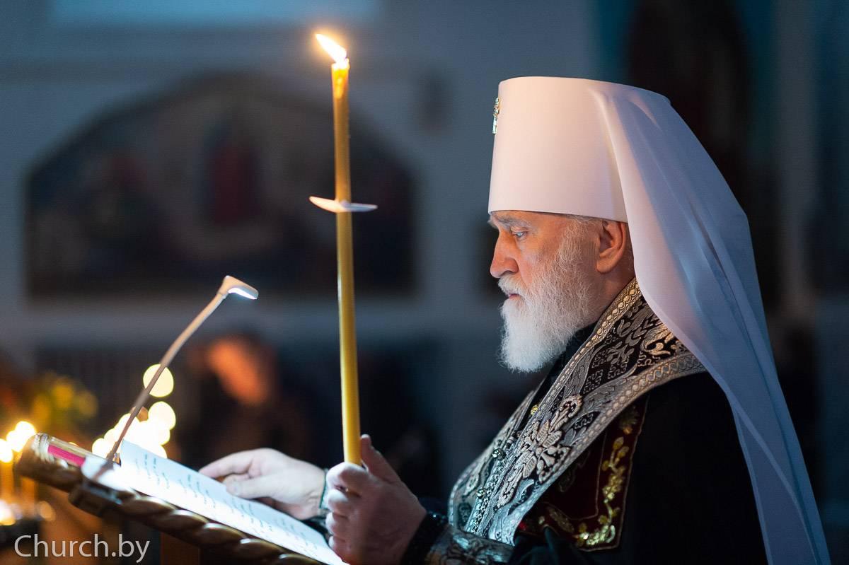 Почему митрополит Павел покинул пост главы белорусской церкви