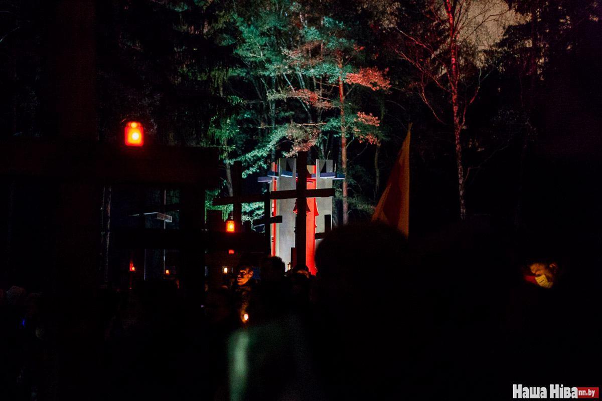 Белорусская Голгофа. Ночь расстрелянных поэтов