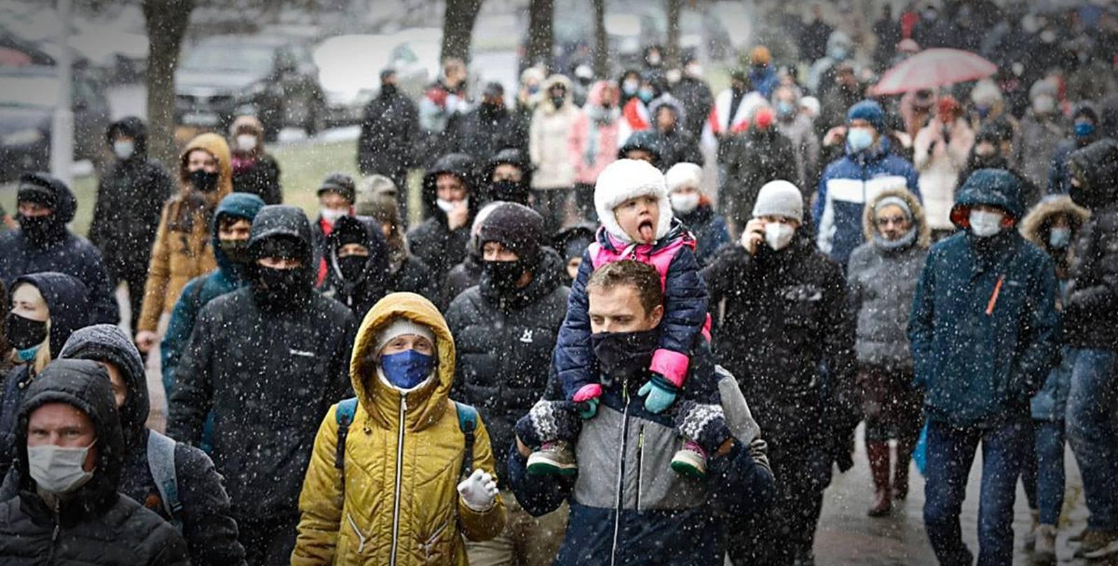Беларусь в переходный период: сценарии развития ситуации